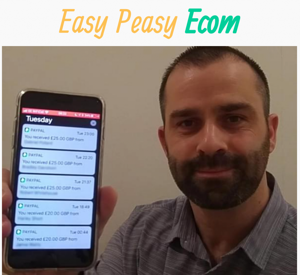 Easy Peasy Ecom Review