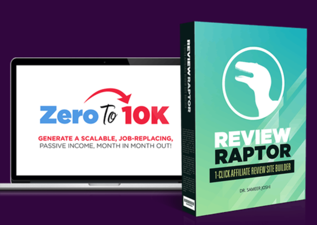 zero to 10K review raptor